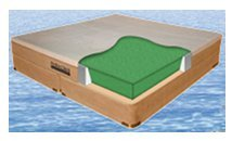 Softside waterbed catgory