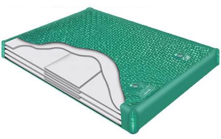 LS 1000 Waterbed Softside water bladder