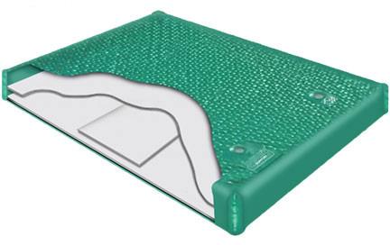 LS 700 Waterbed Softside water bladder