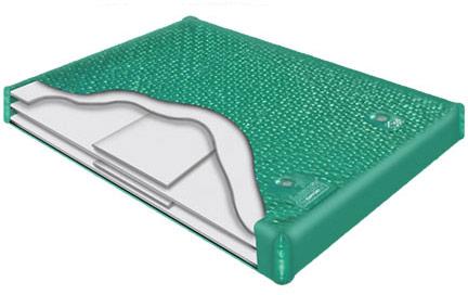 LS 900 Waterbed Softside water bladder