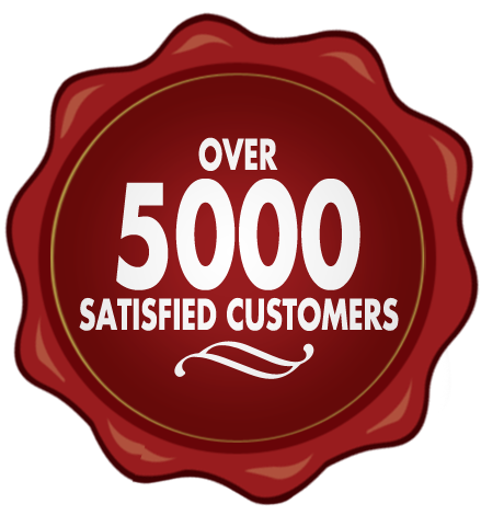 Over 5000 Satisfied Waterbed Bargains Customers